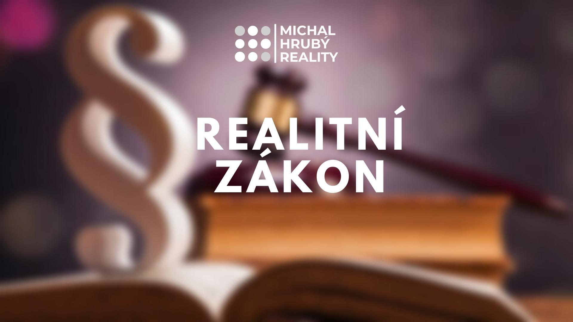 Realitní zákon